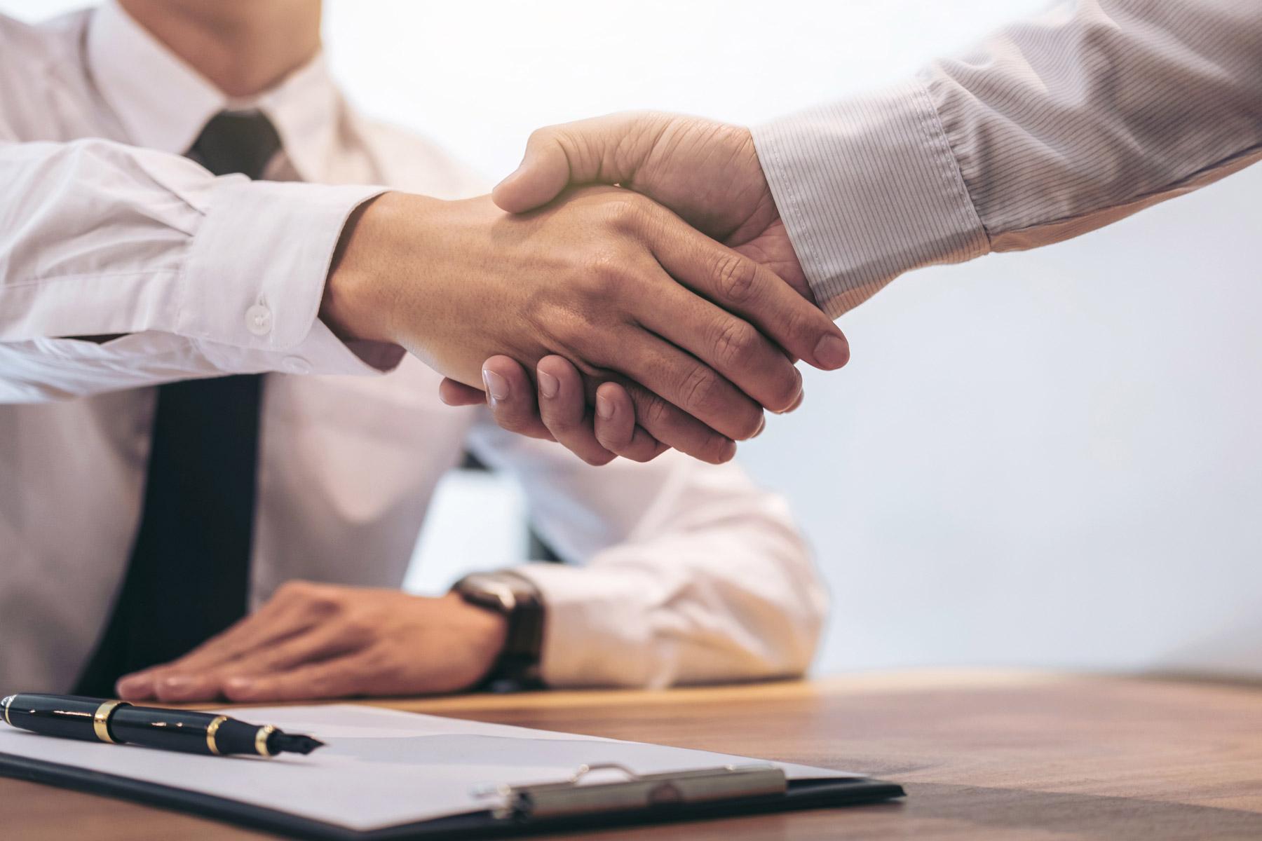 Immokuron Abschluss Kaufvertrag Immobilien verkaufen
